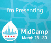 MidCamp Presenter